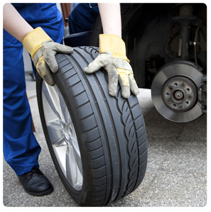 Free Tyre Inspection